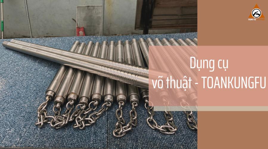 Dụng cụ võ thuật – TOANKUNGFU chất lượng hàng đầu