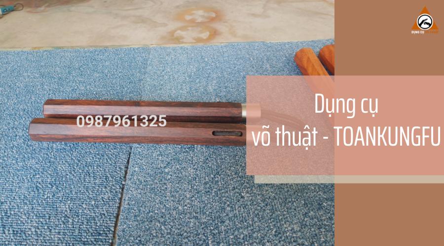 Dụng cụ võ thuật – TOANKUNGFU xứng đáng là địa chỉ đáng tín cậy của người luyện võ