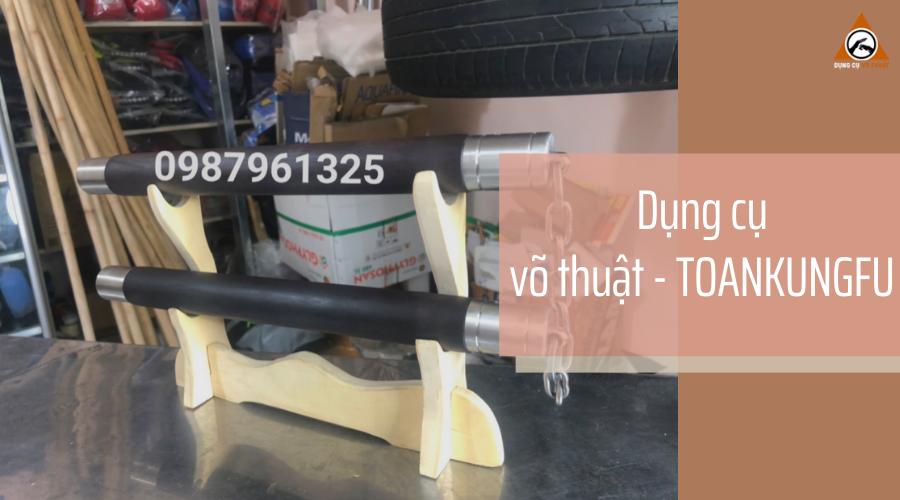 Dụng cụ  võ thuật – TOANKUNGFU chuyên cung cấp dụng cụ võ thuật chất lượng hàng đầu